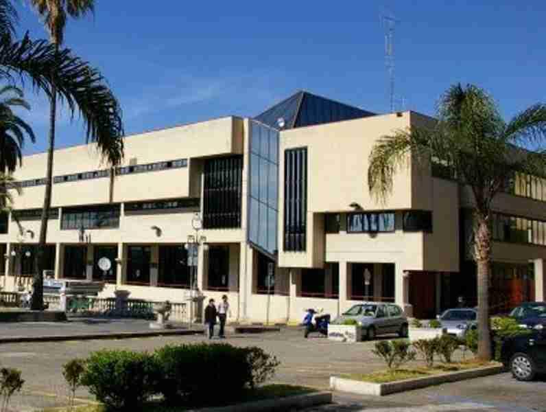 Il tribunale di Palmi