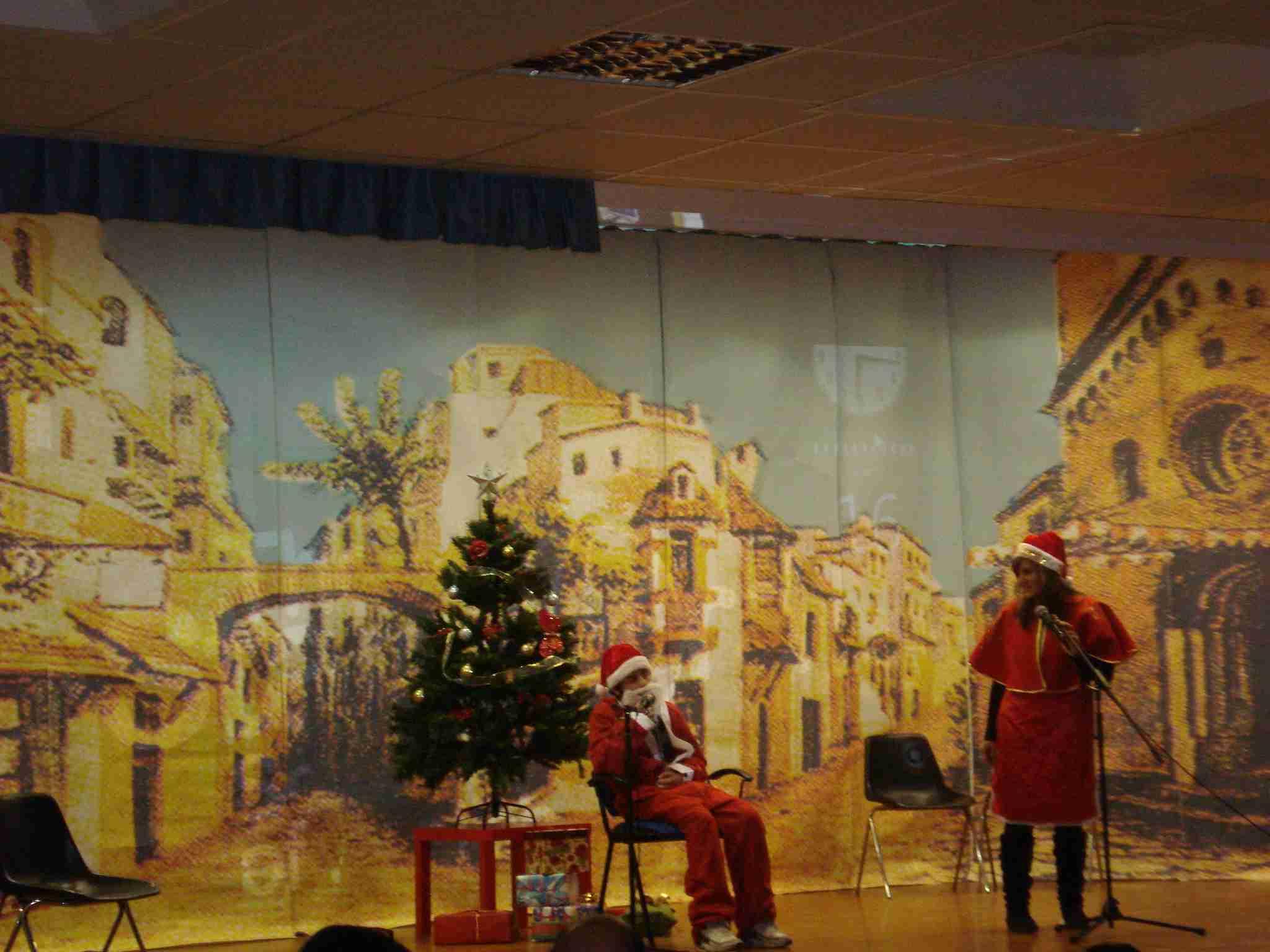 Buon Natale In Inglese.A Palmi Uno Spettacolo In Lingua Inglese Per Augurare Buon Natale