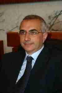 Il sindaco di Palmi, Giovanni Barone