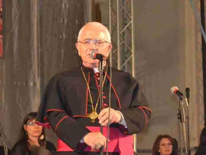 Il vescovo Milito