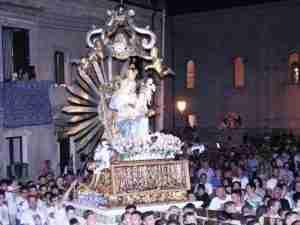 foto processione oppido