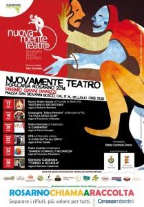 locandina teatro 2014