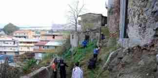 scala di via del vecchio mulino - foto di Antonio Riefolo