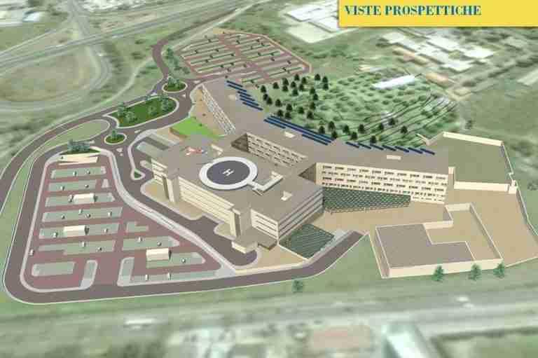 Palmi, riunione della commissione per il nuovo ospedale