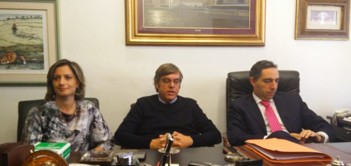 Elisabetta Saffioti, Domenico Mallamaci e Andrea Alvaro