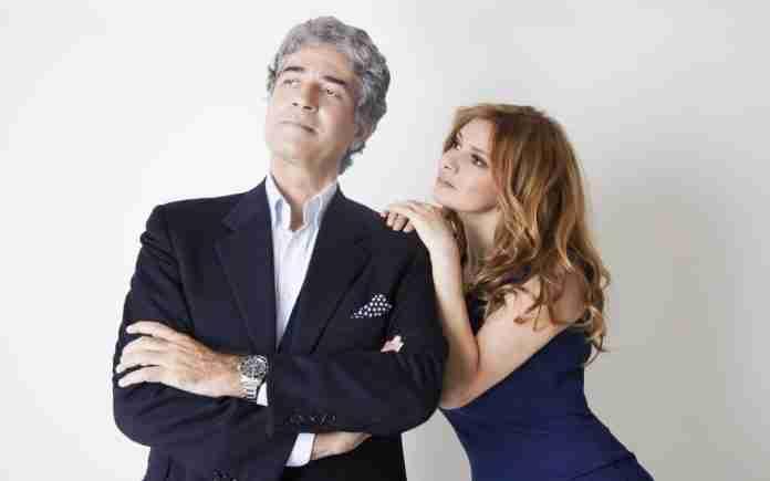 Gianfranco Iannuzzo e Debora Caprioglio