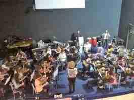 orchestra della scuola media pentimalli
