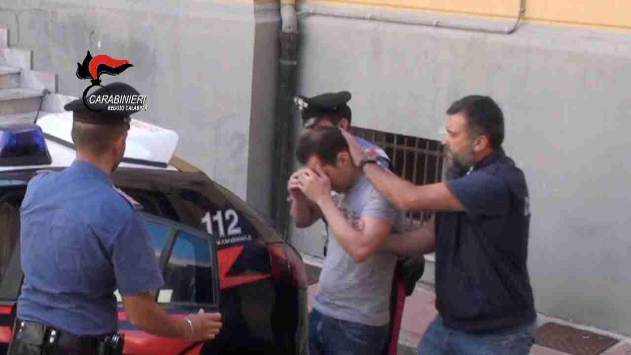 Arrestato a Seminara il latitante Antonio Pelle