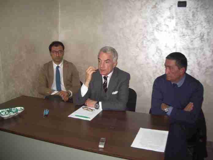 Pasquale Imbalzano, Nico D'Ascola e Nicola Zagarella