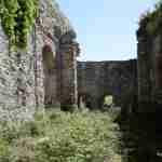 resti della chiesa
