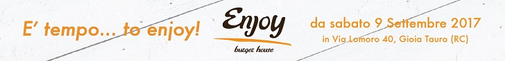 Enjoy burger house