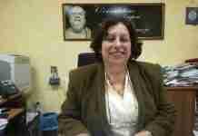 La dirigente scolastica Carmela Ciappina