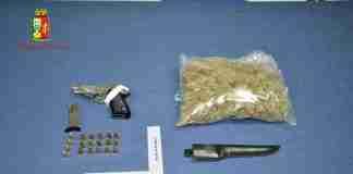 le armi e la droga