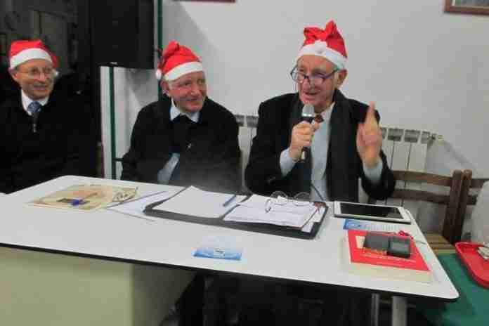 Zucco, Savoia e Castellano (foto da facebook)