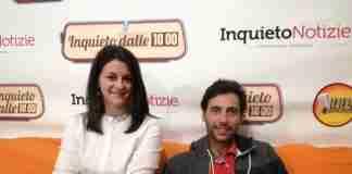 Marco Suraci e Viviana Minasi