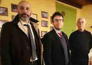 Francesco Toscano, Diego Fusaro e Giulietto Chiesa