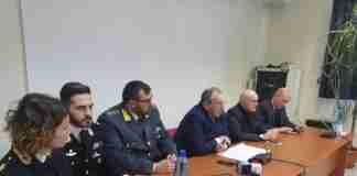 L'incontro col Prefetto all'Autorità portuale