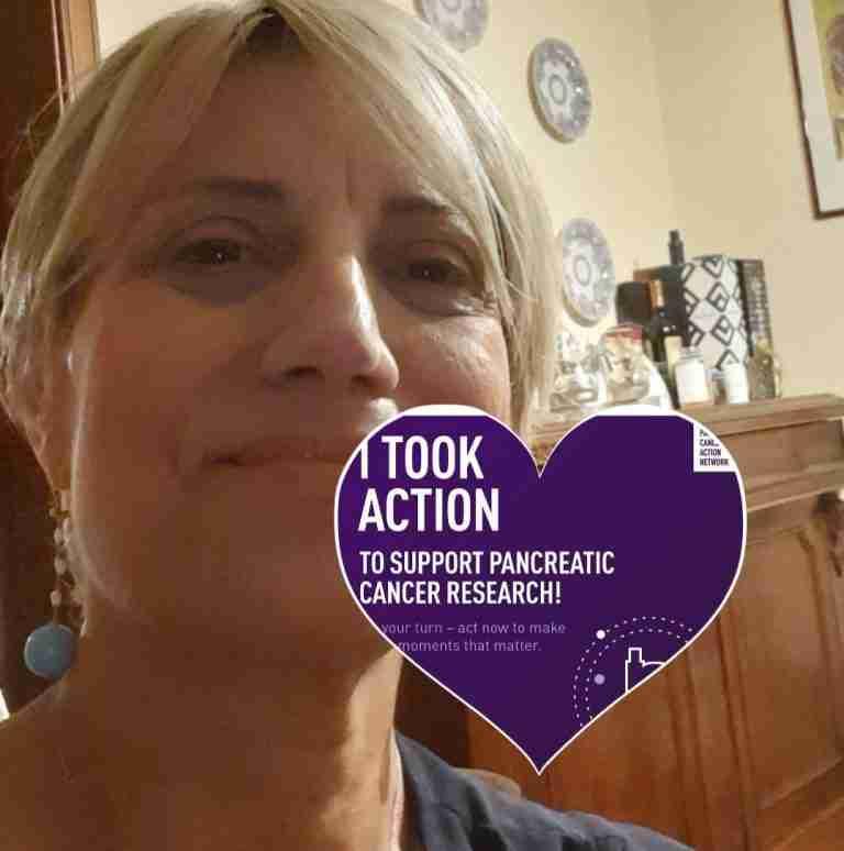 La lotta di Antonietta contro il tumore al pancreas