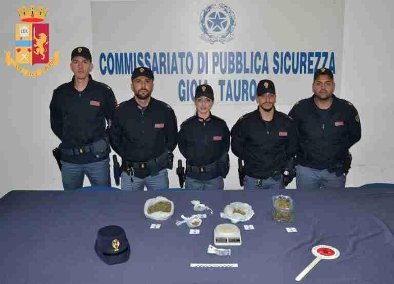 Cannabis, tre arresti a Rosarno